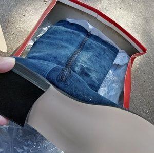 Classiques Entier Shoes - Blue boots